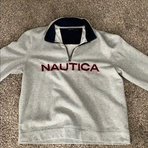 Nautica zip up